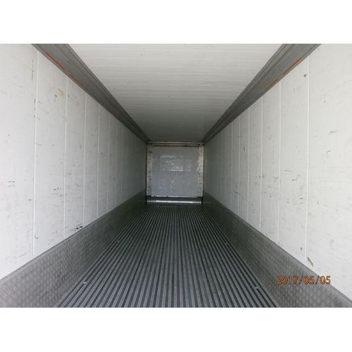 40-футовый рефконтейнер Carrier, серии HiCube повышенной кубатуры, 2004-2007 года выпуска