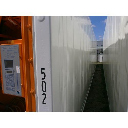 40-футовый рефконтейнер Termo King Scroll серии HiCube, 2004-2007 года выпуска
