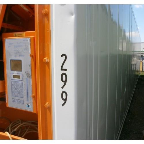 40-футовый рефконтейнер Thermo King Magnum HiCube, 2004-2007 года выпуска