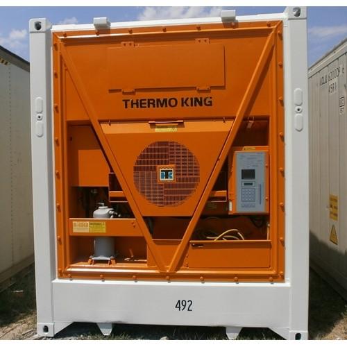 40-футовый рефконтейнер Termo King Scroll высотой, 2004-2007 года выпуска
