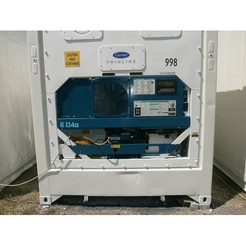 40-футовый рефконтейнер CARRIER Mic 2 НС, 68 кубометров, 2004-2007 года выпуска