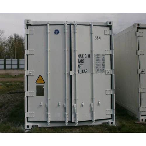 40-футовый рефконтейнер Carrier mic 3