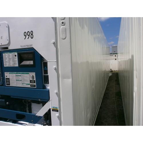40-футовый рефконтейнер Carrier mic 2, 2004г